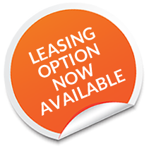 Leasing Option Now Available