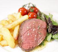 Sous Vide Fillet Steak